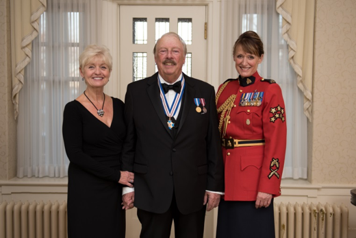 2016 Alberta Order of Excellence Award – Bill Yuill