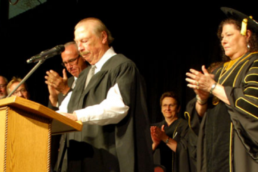 2017 Medicine Hat College Honorary Degree – Bill Yuill