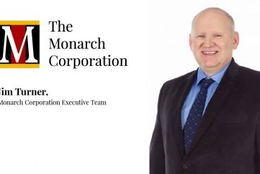 Jim Turner appointed to The Monarch Corporation executive team