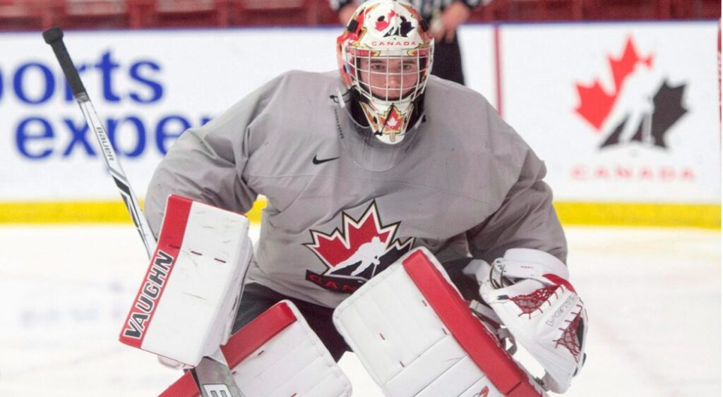 Carter Hart could be what Canadian Juniors have missed for years