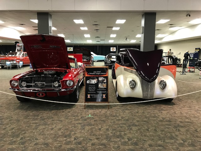 Regent Classic Cars Dominates at 59th Draggins Show